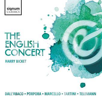 The English Concert Baroque