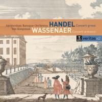Händel, Van Wassenaer : Concerti grossi & 6 Concerti Armonici Coffret