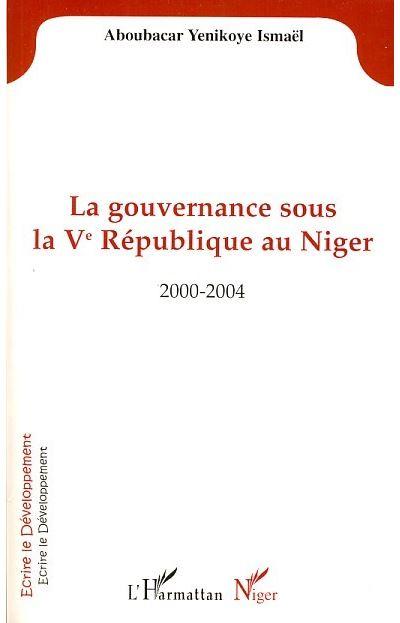 Gouvernance sous la v republiq