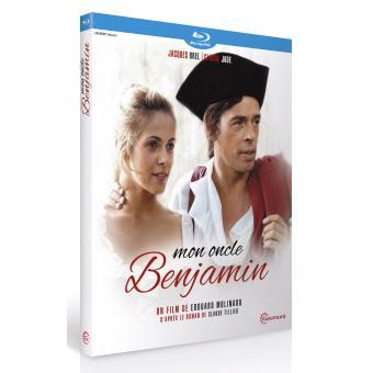 Mon oncle Benjamin Edition spéciale 35ème Anniversaire Blu-ray