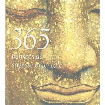 365 pensées de sagesse orientale