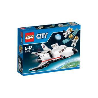 lego city 60078 la navette spatiale lego achat prix fnac. Black Bedroom Furniture Sets. Home Design Ideas