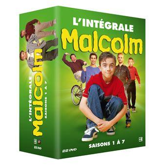 MalcolmCoffret Malcolm L'intégrale des 7 saisons DVD
