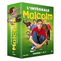 Coffret Malcolm L'intégrale des 7 saisons DVD