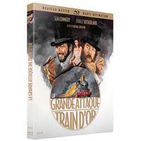 La grande attaque du train d'or Blu-ray