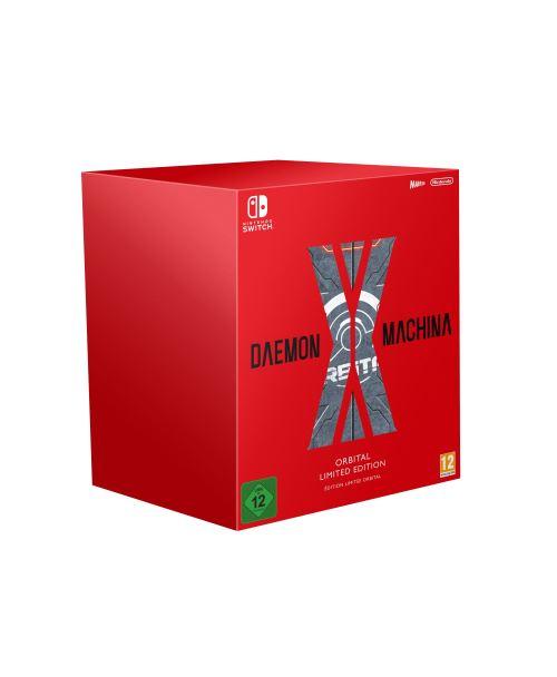 Daemon X machina Edition Collector Nintendo Switch