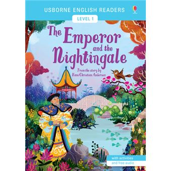 The Emperor and the Nightingale - English Readers Level 1