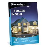 WONDERBOX 3 DAGEN IN STIJL