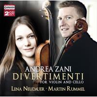 Divertimenti pour violon et violoncelle