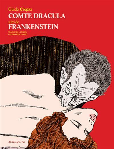 Comte dracula / frankenstein