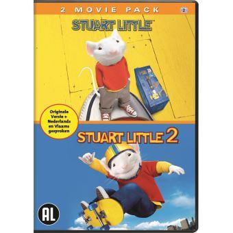 STUART LITTLE 1 + 2 - 2 PACK-BIL