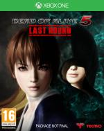 Dead or Alive 5 Last Round Xbox One - Xbox One