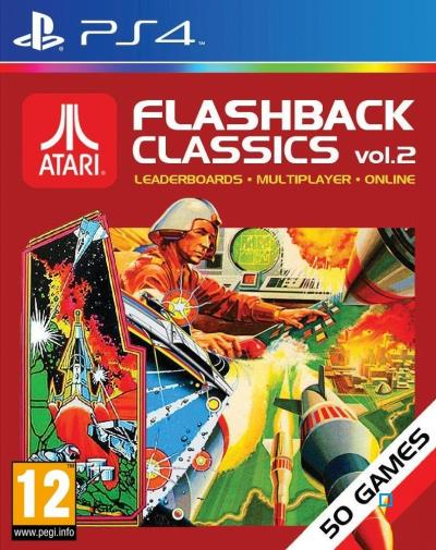 Atari Flashback Classics Volume 2 PS4