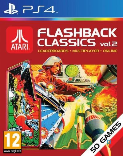 Atari Flashback Classics Volume 2 PS4