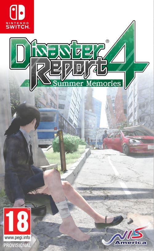 Disaster Report 4 : Summer Memories Nintendo Switch