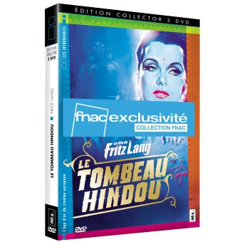 TOMBEAU HINDOU-COLLECTOR-3 DVD-VF