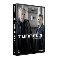 Tunnel Saison 3 DVD