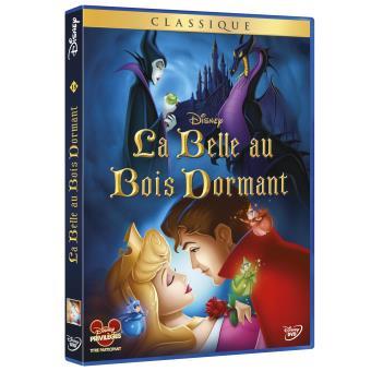 La Belle au Bois Dormant - DVD