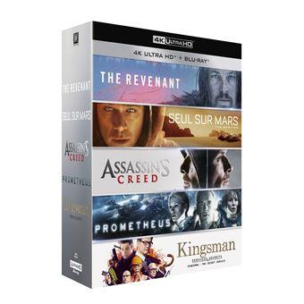 Coffret Le meilleur de la 4K Blu-ray 4K Ultra HD