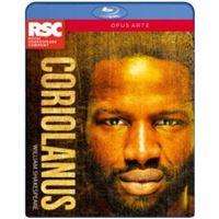 Coriolanus Blu-ray
