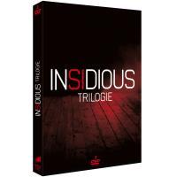 Coffret Trilogie Insidious DVD