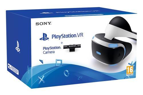 Casque PlayStation VR Fnac