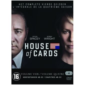 House of cards S4-BIL