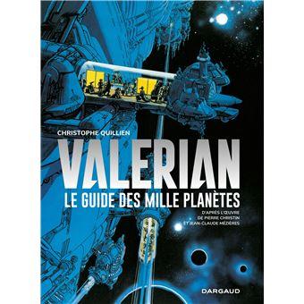 Valérian et LaurelineLe Guide des mille planètes