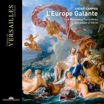 Europe galante