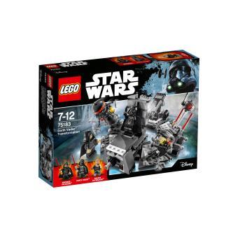 LEGO® Star Wars™ 75183 La transformation de Dark Vador™