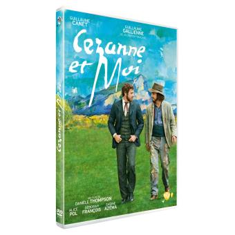 Cézanne et moi DVD