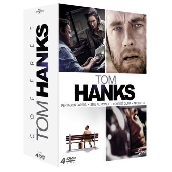 Coffret Tom Hanks 4 films DVD