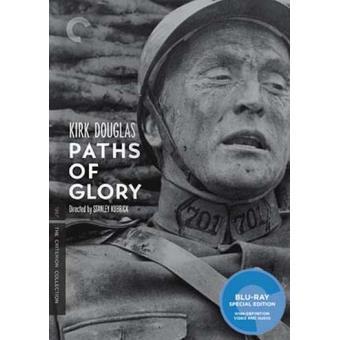 Paths of Glory Blu-ray