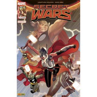 Secret warsSecret Wars
