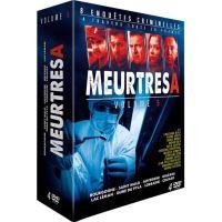 Coffret Meurtres Ã…L'Intégrale Volume 5 DVD