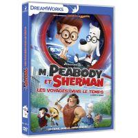 M. Peabody et Sherman DVD