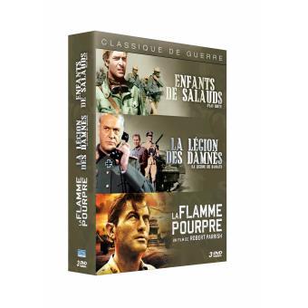 GUERRE 2-ENFANTS DE SALAUDS/LEGIONS DES DAMNES-3 DVD-VF