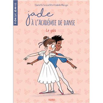 Jade à l'Académie de danseLe gala