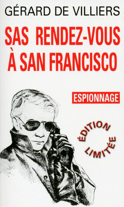 S.A.S - Edition Collector Tome 5 : SAS Rendez-vous à San Francisco