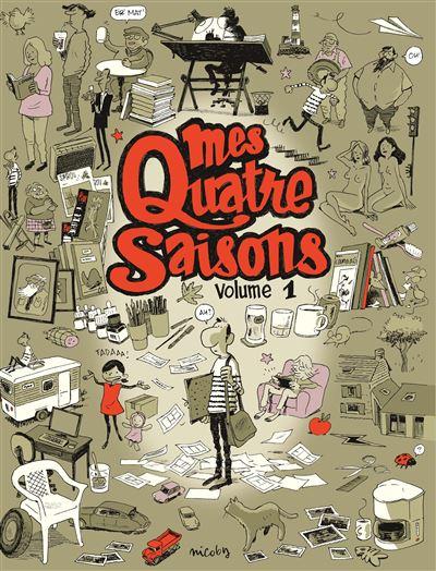 Mes 4 saisons - Première partie (Edition spéciale)