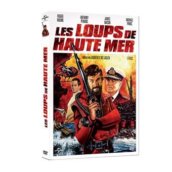 Les Loups de Haute Mer DVD