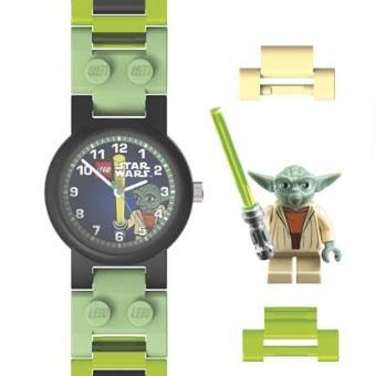 Montre enfant Maître Yoda Star Wars Lego