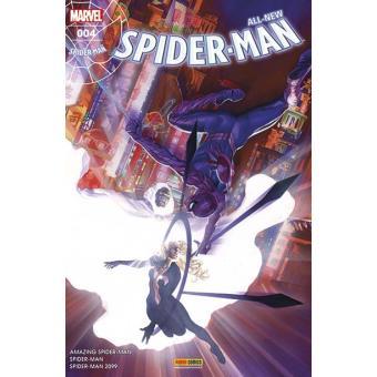 Spider-ManAll-new spider-man n°4