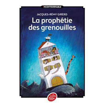 questions sur le livre la prophetie des grenouilles