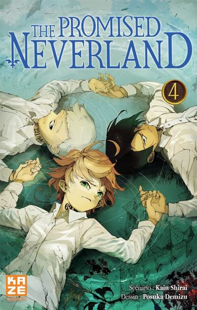 The Promised Neverland T04 - 9782820334251 - 4,99 €