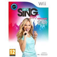 LET'S SING 2016 - VERSION INTERNATIONALE