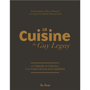 La cuisine de Guy Legay