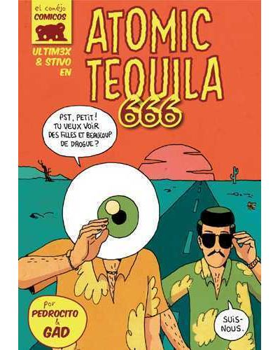 Atomic tequila 666