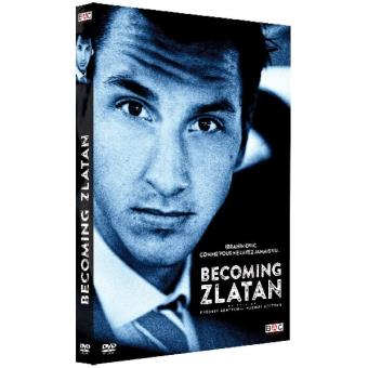Becoming Zlatan DVD