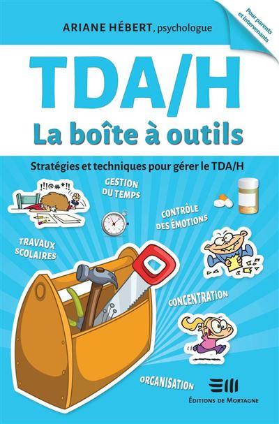 TDA/H La boîte à outils - 9782896624850 - 8,99 €